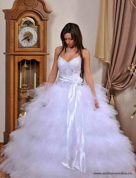 Красивые свадебные платья цена и
